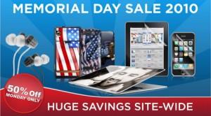 ZAGG Memorial Day Sale